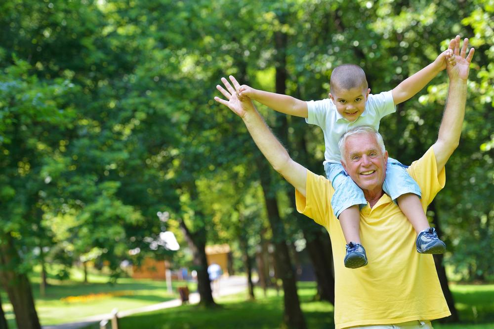 Prostate cancer doesn't just affect older men.